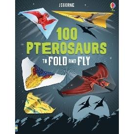 หนังสือสอนพับเครื่องบินกระดาษต่างๆ 100 แบบจากเทราซอรัส