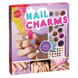 Nail charms