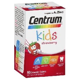 Centrum kids - strawberry