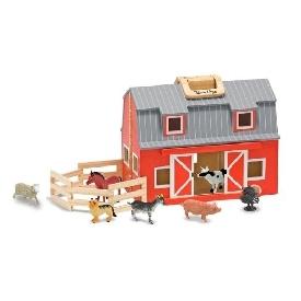 ชุดบ้านฟาร์มพกพา