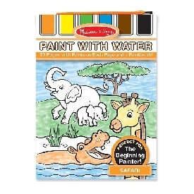Paint With Water –  Safari