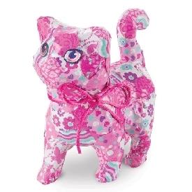 ชุดประดิษฐ์และตกแต่งตัวตุ๊กตา แมว