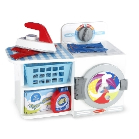 Play House Series Wash Dry Iron