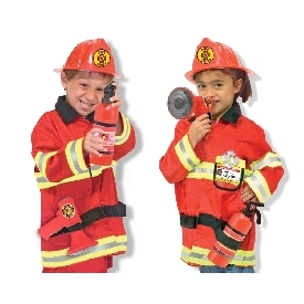 Role Play Costume Fire Chief