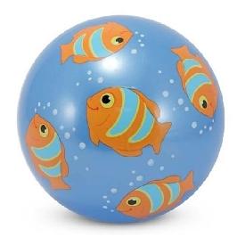 ลูกบอลเล่นชายหาดรูปปลาน้อย