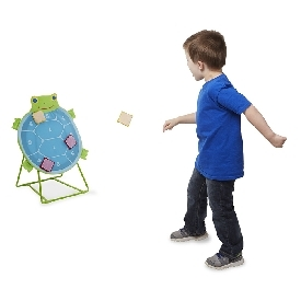 Dilly dally turtle target game
