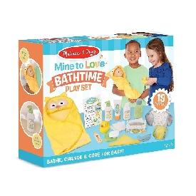 ชุดอุปกรณ์ อาบน้ำเบบี้ changing & bathtime play set