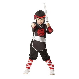 Ninja role play costume set