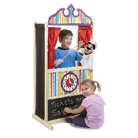 Full puppet theatre