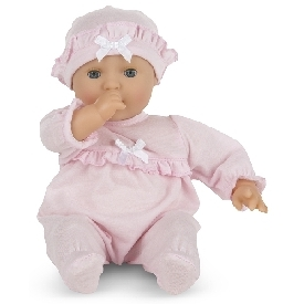 Baby care - jenna 12-inch baby doll