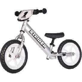 จักรยานสไตรเดอร์รุ่น 12โปร สีเงิน