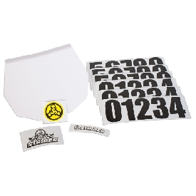 Number Plate Kit for Strider bike