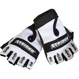 Strider Half Finger Gloves Size: 4-6 Y.
