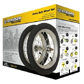 Strider - heavy duty wheel set