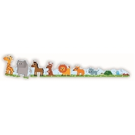 Puzzle animals small & big