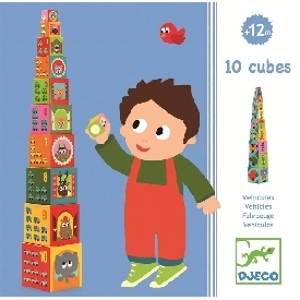 10 Vehicle blocks