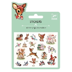 Mini stickers pack - puffy