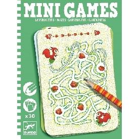 Mini game - mazes by ariane