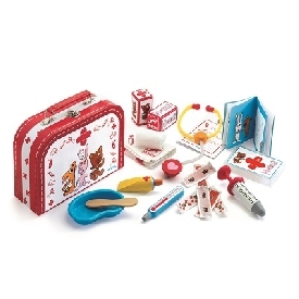 Bobodoudou Doctor Set