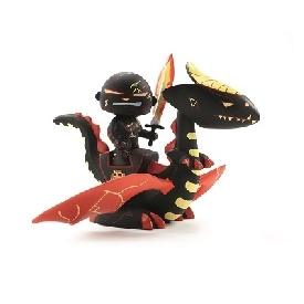 Volcano & drago arty toys