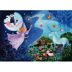 The fairy and the unicorn puzzle
