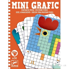 Mini grafic - colouring pixels