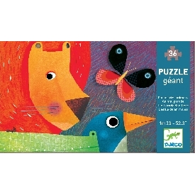 Animal Parade Giants Puzzles