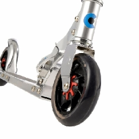Micro speed scooter -gray