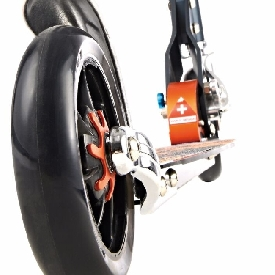 Micro speed scooter -black