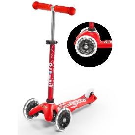 Micro mini deluxe led wheels