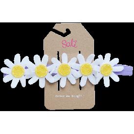 Sati hb079 headband daisy