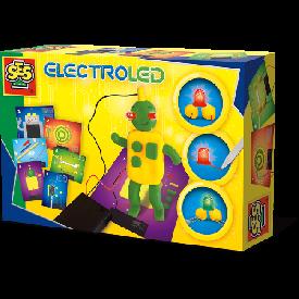 ชุดประดิษฐ์ของเล่น LED - SES