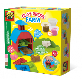 Ses - farm clay press with animals sound