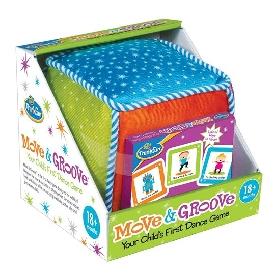 เกมลูกเต๋ายักษ์บอกคำสั่ง Move & Groove