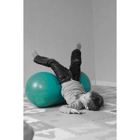 ลูกบอลออกกำลังกาย