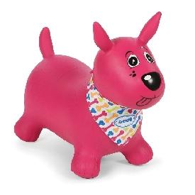 ตุ๊กตายางเด้งดึ๋งรูปสุนัข