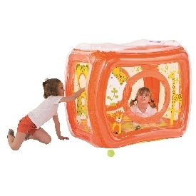 Inflatable Play Pen - Jungle