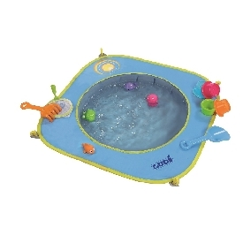 Pop up beach swimming pool