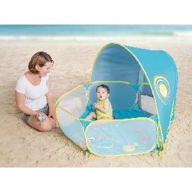 Uv baby tent beach playground