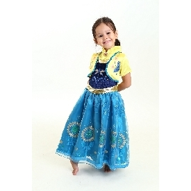 Anna costume dress