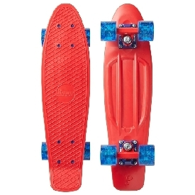 Penny skateboard red comet