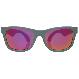 Aces navigator galactic gray with pink lens