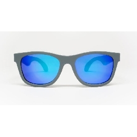 Aces Navigator Galactic Gray with Blue Lens