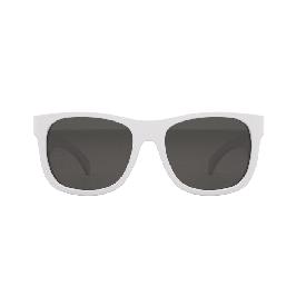 แว่นกันแดด navigator สีขาว  3-5 ปี