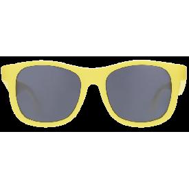 แว่นกันแดด navigator สีเหลือง 0-2 ปี