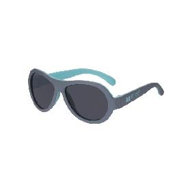แว่นกันแดด aviator ทูโทน สีเทา-มิ้นท์
