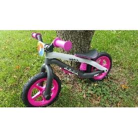 จักรยานทรงตัวชิลล่าฟิช บีเอ็มเอ็กซี่ สีชมพู