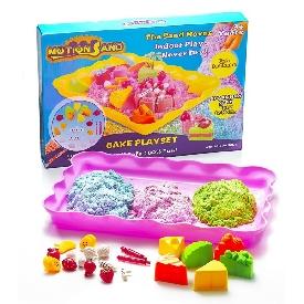 3D Sandbox - Cake Playset