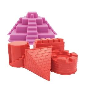 Castle set motion sand