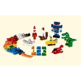 Lego classic 10693 : creative supplement